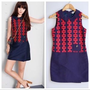 Zooey for Tommy Hilfiger Tennis Retro Dress